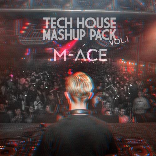 M-Ace Tech House Mashup Pack Vol.1
