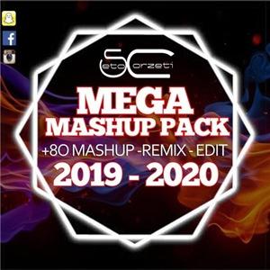 Seto Corzeti - Mega Mashup Pack 2019 - 2020