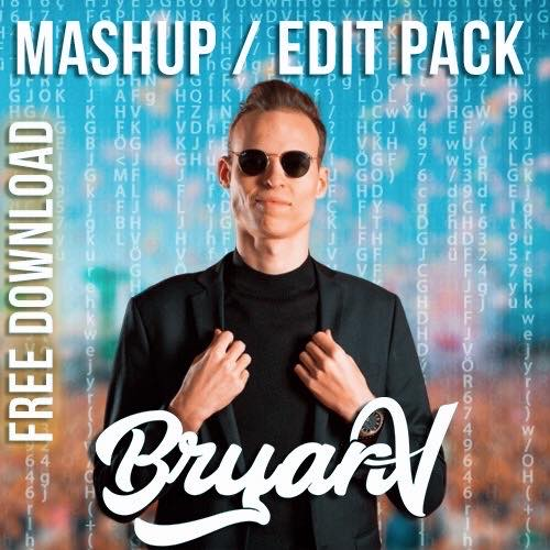 Bryan V - Intro, Mashup & Edit Pack 2020