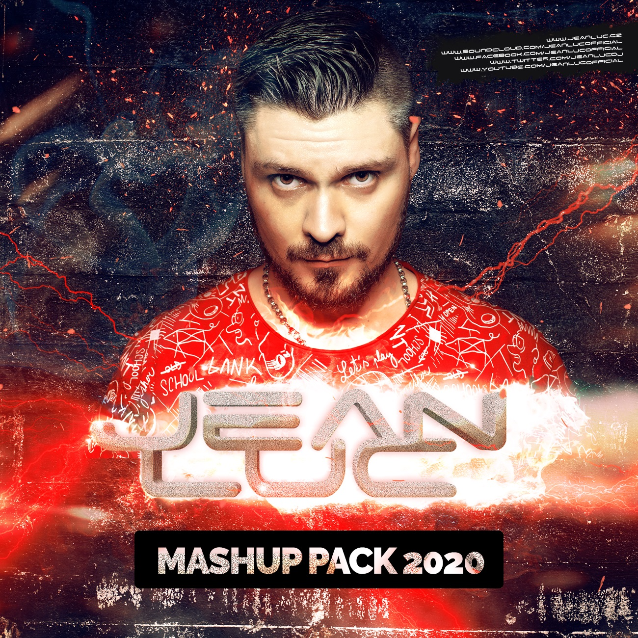 Jean Luc - Mashup Pack 2020