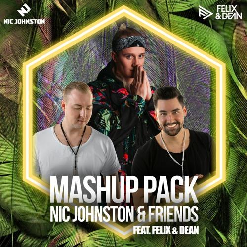 Threesome Mashup Pack feat Nic Johnston Felix Dean