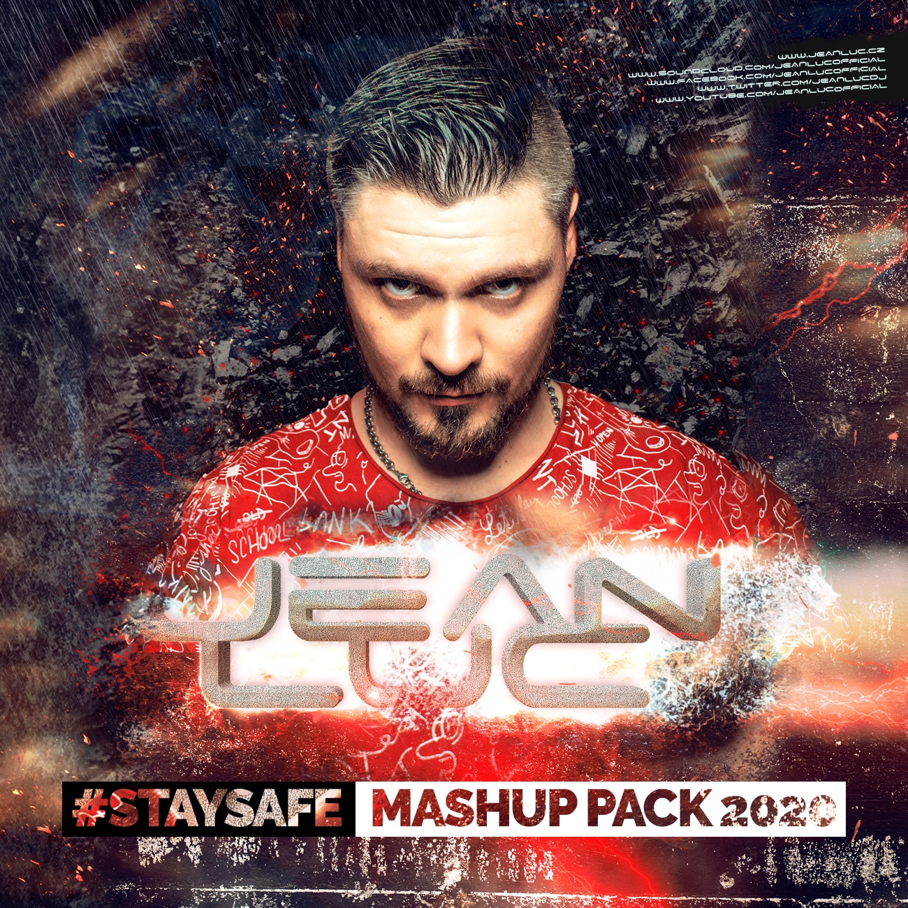 Jean Luc - StaySafe Mashup Pack 2020