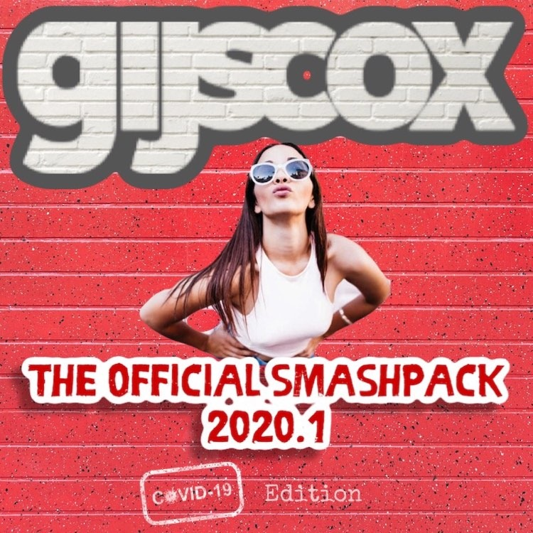Gijs Cox - The Official Smashpack 2020.1