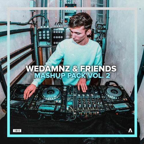 WeDamnz & Friends Mashup Pack Vol. 2