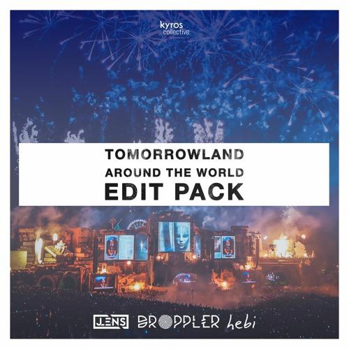 Kyros Treasure - Tomorrowland Around The World Edit Pack