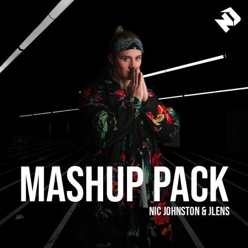 Nic Johnston & JLENS - Go Hard Mashup pack Vol.1