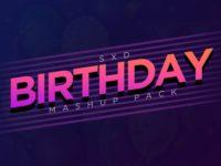 SXD - Birthday Mashup Pack