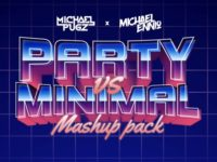 Party Vs Minimal Edit Pack from Michael Pugz & Michael Ennio