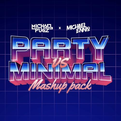Party Vs Minimal Edit Pack from Michael Pugz & Michael Ennio