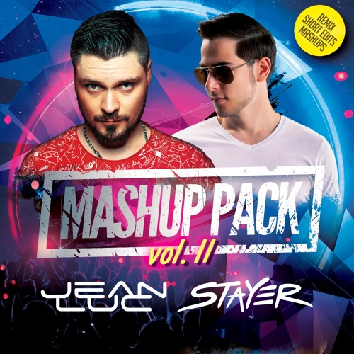 Jean Luc & Stayer - Mashup Pack 2020 Vol.2