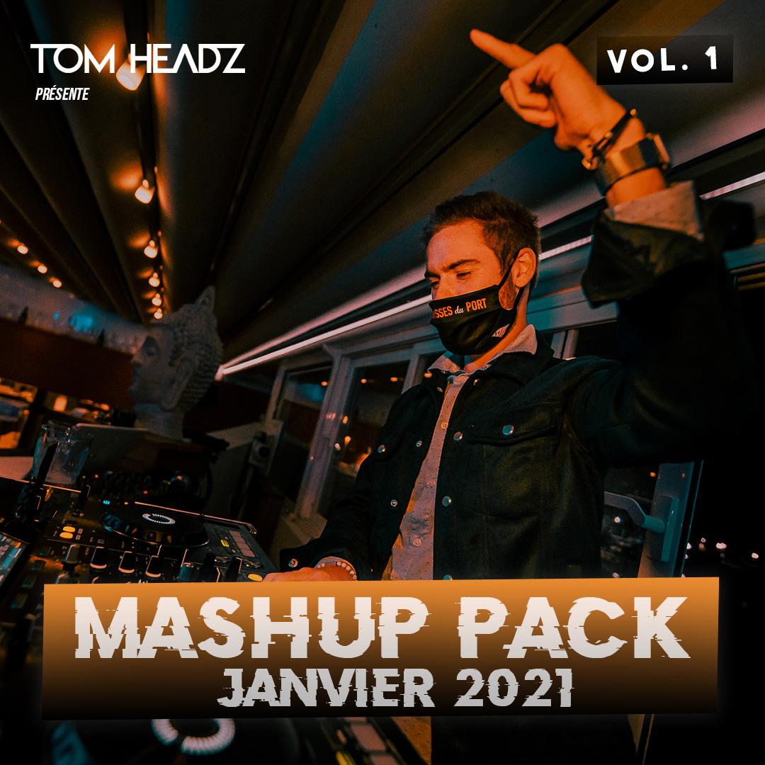 Tom Headz - Mashup Pack 2021 Vol. 1