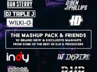DJ Ben Phillips & Friends - Mashup Pack Vol.1