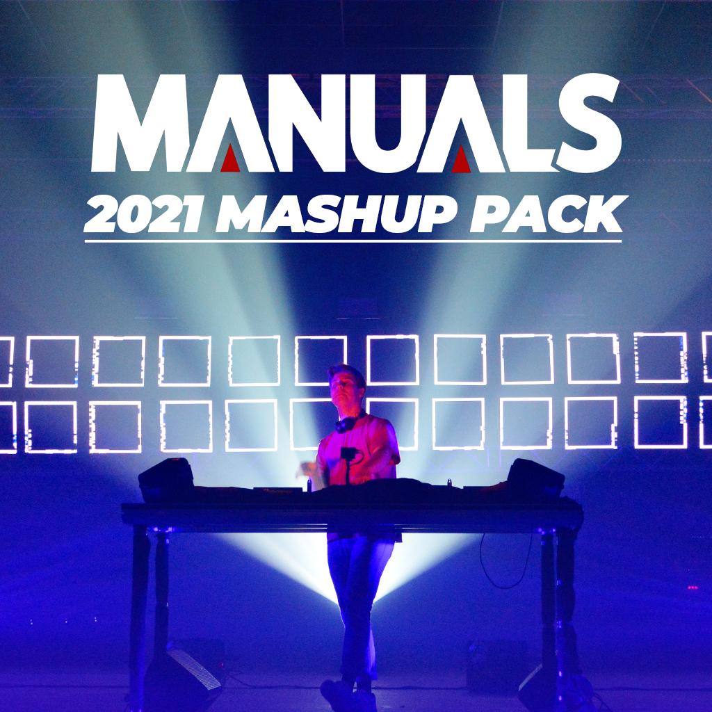 Manuals 2021 Mashup Pack