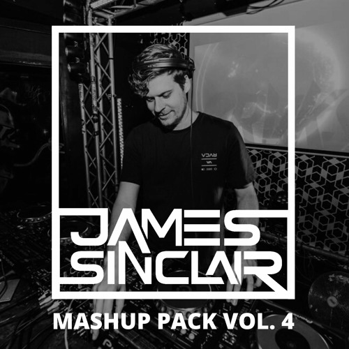 James Sinclair - Mashup Pack Vol. 4 (2021)