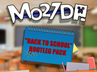Back To School Bootleg pack from Mo27Da
